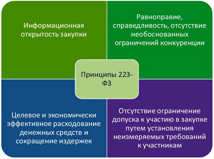 Принципы 223-ФЗ