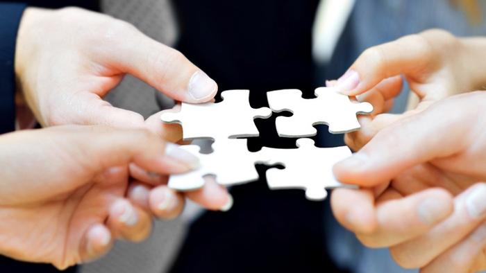 Объединение усилий в бизнесе