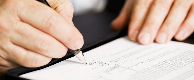 Заказчик отказался от заключения контракта 44 фз